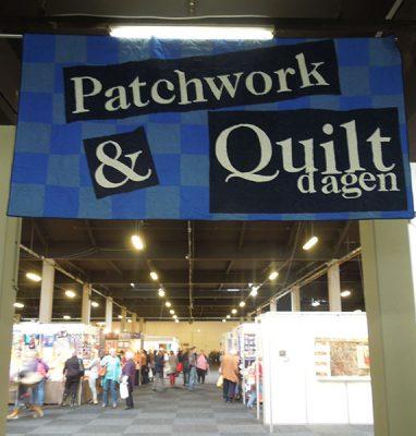 Patchwork & Quiltdagen 2013